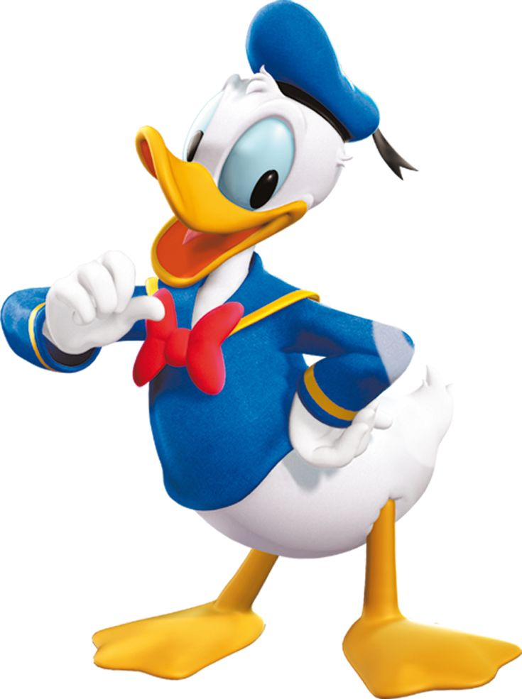 19 Donald Duck taught us about proportion and how all of