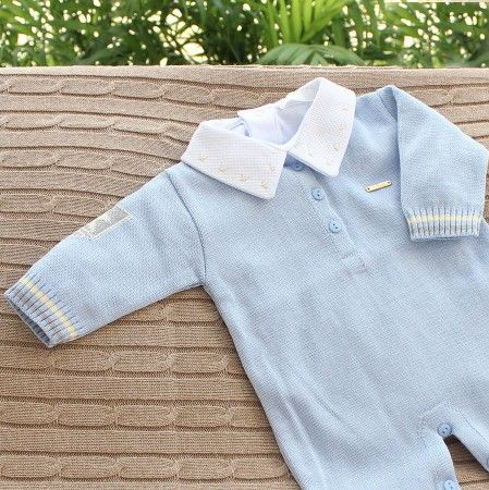 Escort azul bebe