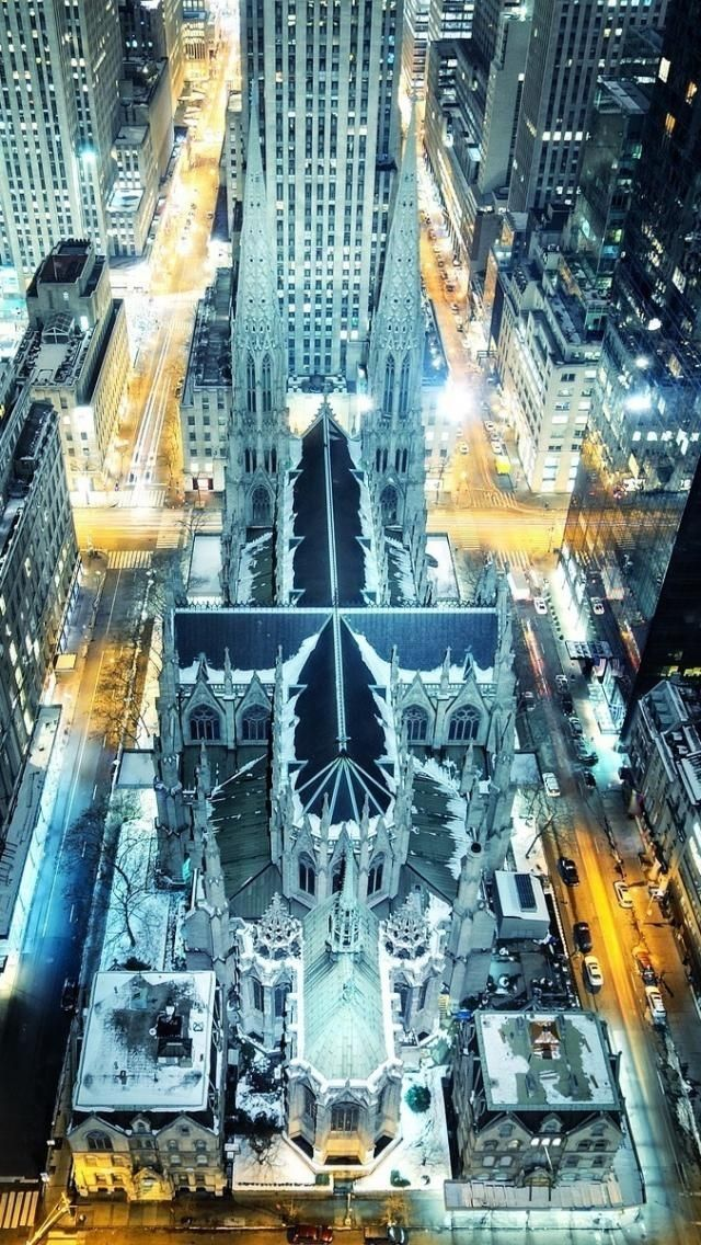 St. Patrick's Cathedral - New York