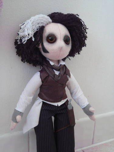 Oh my gosh. I want him! I love Sweeney Todd!