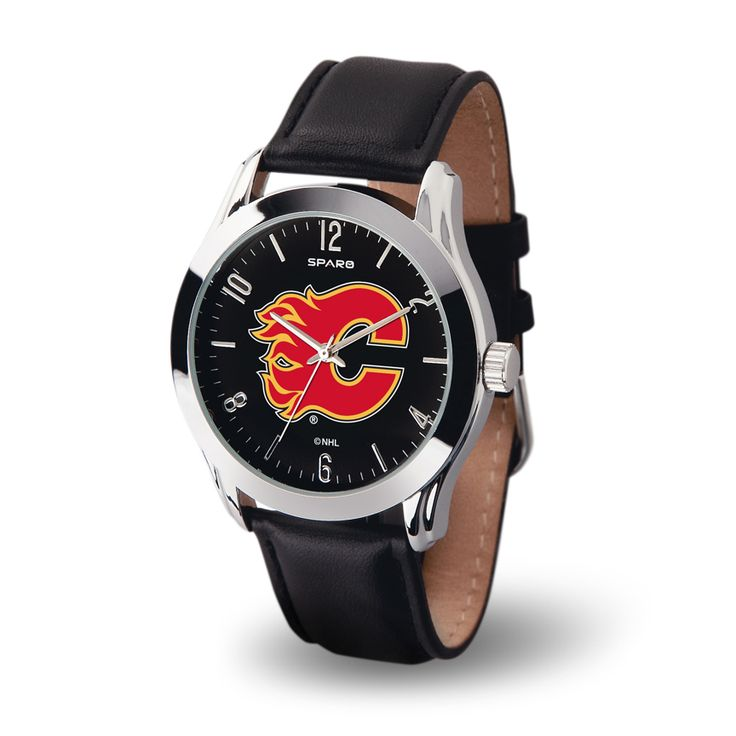 SPARO: NHL Calgary Flames® CLASSIC - Sport Watch Cool Watch Stop