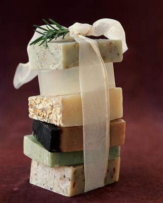Examples of Different Ways to Package Your Soap