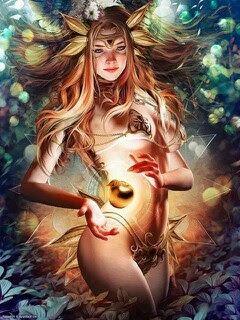FANTASY ART - cover
