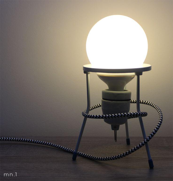 midnight mn.1 lamp, author: maciej midweek