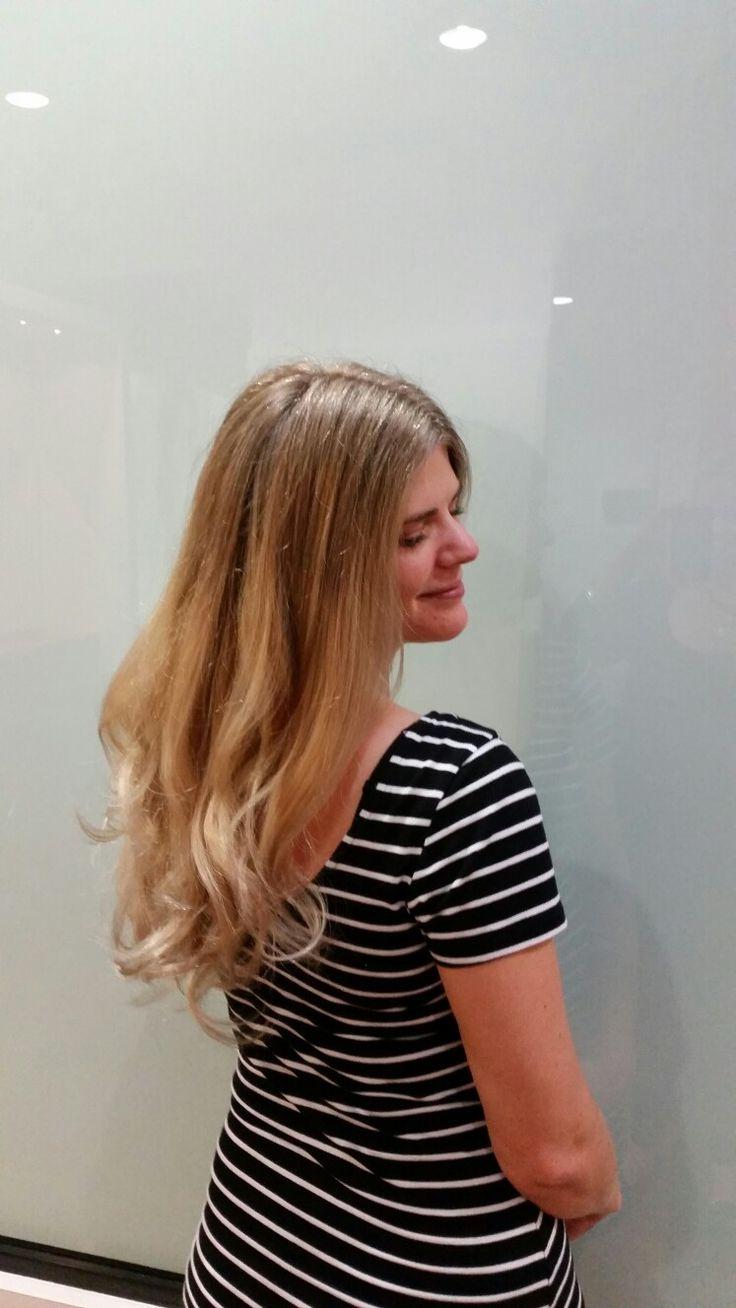 Ballayage Blond tout 9 best ombre/ballayage images on pinterest | blonde balyage, blondes