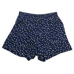 Annie Rose Shorts - Navy Spot
