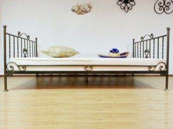 Kovová postel model 16 120x200