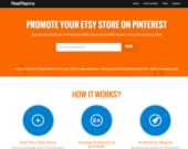 Check out the many apps available for your Etsy shop