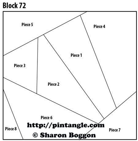 Crazy Quilt Template Free : 149 best Blocs Crazy images on Pinterest Crazy quilting, Crazy quilt blocks and Crazy block