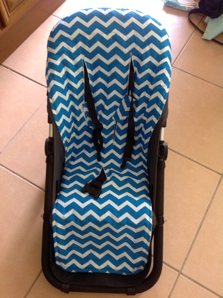 https://www.facebook.com/Starfishbabiesbugaboocustoms I make custom liners for bugaboo donkey, cameleon, frog, gecko, bee prams. They are all natural cotton outer with a cotton/bamboo inner this one is blue chevron