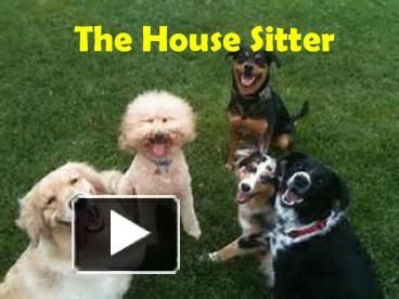 http://goo.gl/XMA7R3 - An ideal house sitter is someone who loves house sitting…
