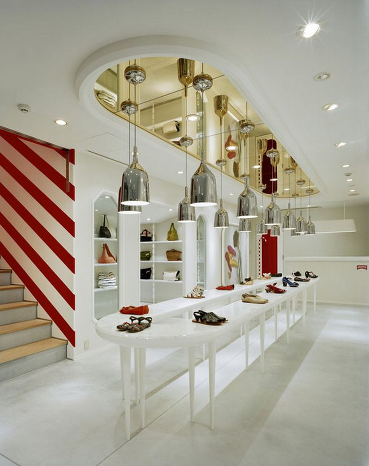 showroom interior design ideas