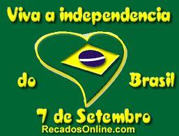 Resultado de imagem para Dia da Independência