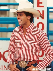 """Don't be afraid to go after what you want to do, and what you want to be. But don't be afraid to be willing to pay the price."" -- Lane Frost"