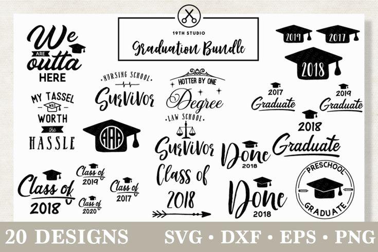 Download Free Graduation Svg Bundle Crafter File in 2020 | Svg free ...