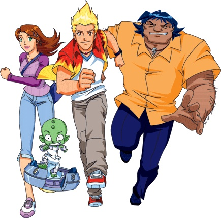 Martin Mystery - Wow, THOSE were the days......