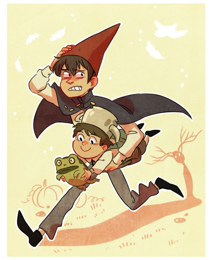 20 best Over The Garden Wall images on Pinterest | Over the garden ...