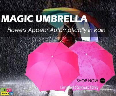 Look a Little Lovelier Each Day with Fabulous Umbrella...http://goo.gl/KuT0R8