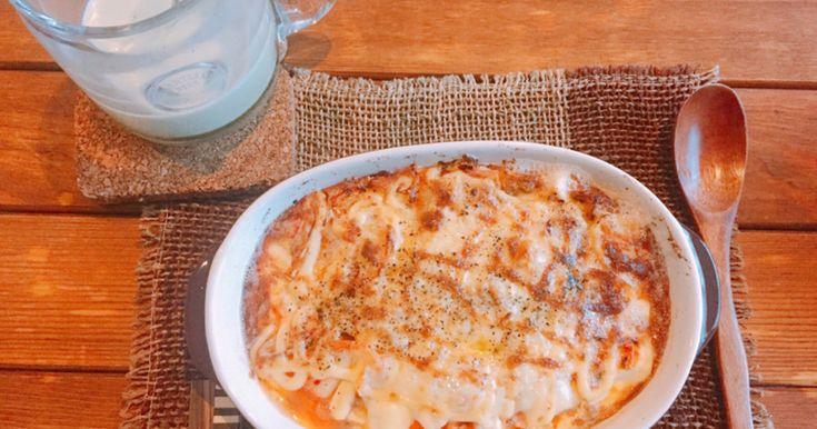 仕事後の遅い時間でも安心して食べれ、満腹感も得られる低カロリーメニューです(ᵔᴥᵔ)