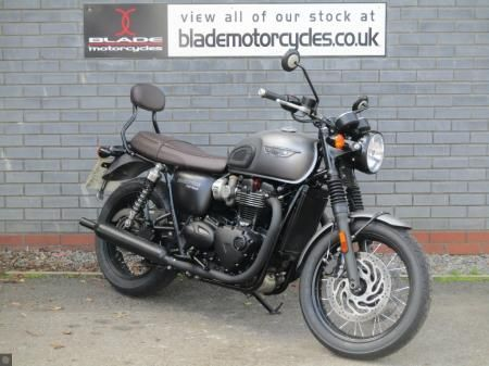 TRIUMPH BONNEVILLE T120 for sale in Swindon, Wiltshire | Approved Triumph Pre-Owned Motorcycles