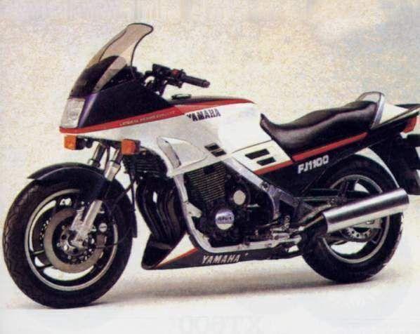 #yamaha fj 1100 1984 #motorcycles
