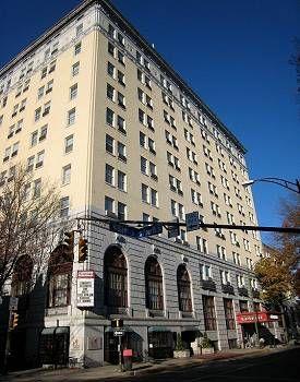 Genetti Hotel, Williamsport, Pennsylvania
