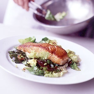 Exceptional Salmon Recipe Recipe Recipe - Saveur.com recipes: Nigella Lawson, Salmon Salad, Salad Recipe, Recipe Recipe, Easy Salmon Recipe, Fish Salad, Favorite Recipe, Drinks Recipe, Diet Recipe