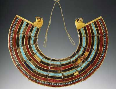 Tutankhamun broad collar
