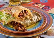 Burrito's met chili concarne