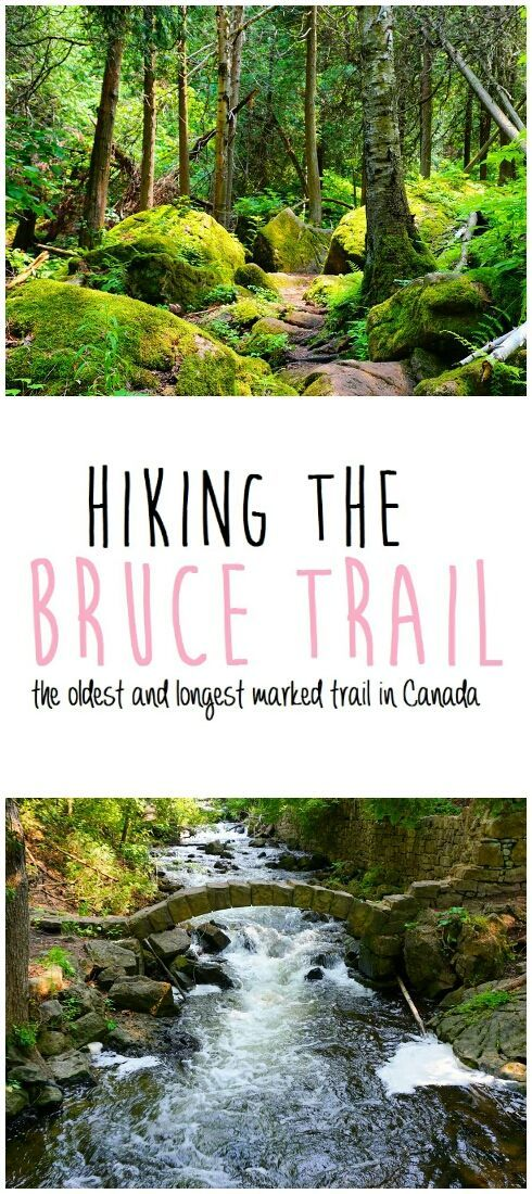 Hiking the Bruce Trail: Limehouse Conservation Area, Devil's Pulpit, Rattlesnake Point #MissFitGear