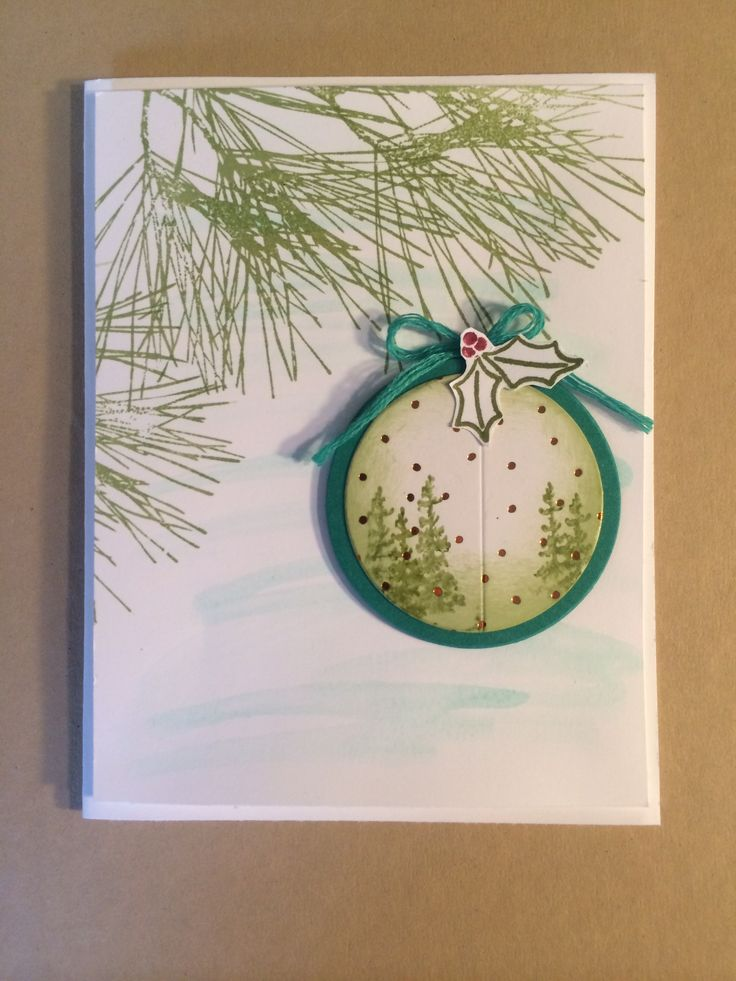 Stampin' Up Paper Pumpkin July 2016 alternative by Pat McG.