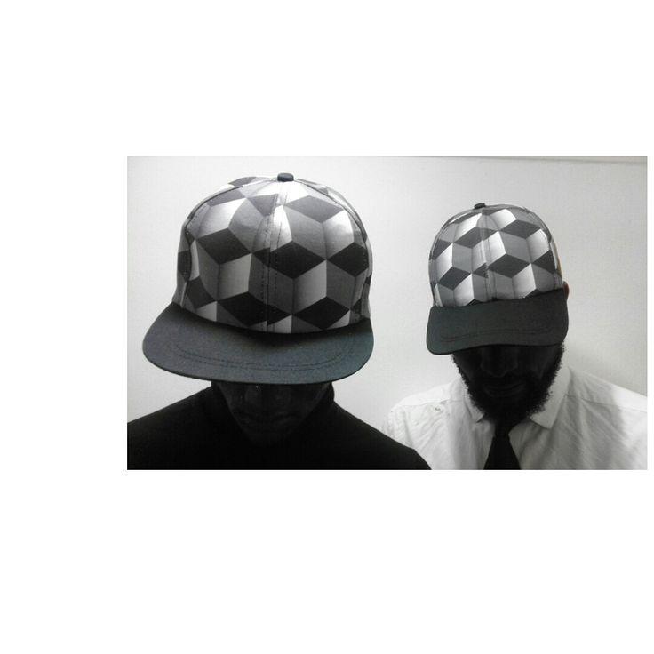 3'd design cap