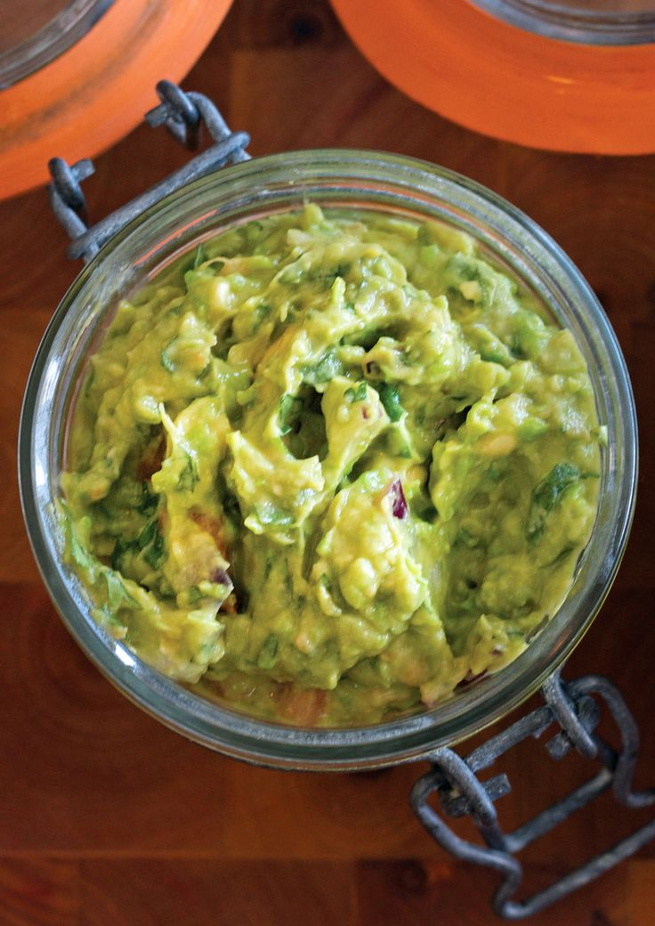 You'll never guess the secret ingredient in this guacamole recipe that cuts 120 calories and over 20 grams of fat in the process!