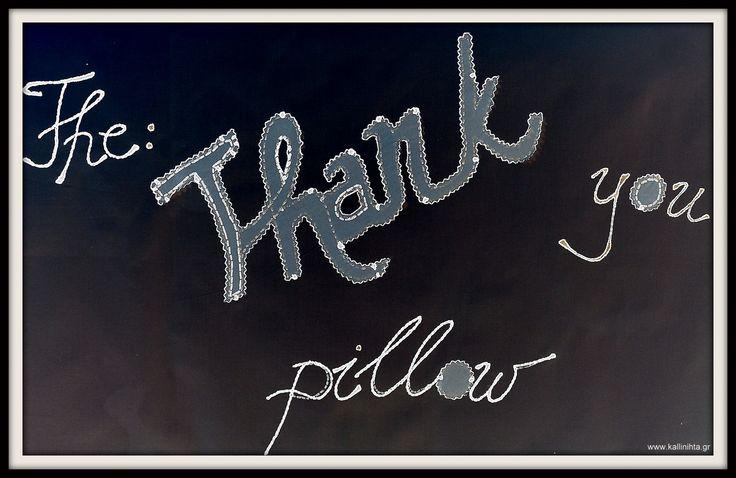 Handmade pillowcase for Thanksgiving purposes !!!