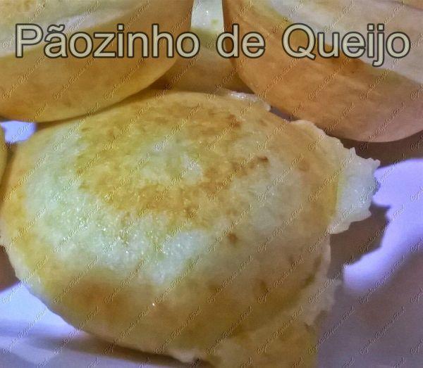 Como fazer Pão de Queijo MUSSARELA na Máquina deCupcake!!