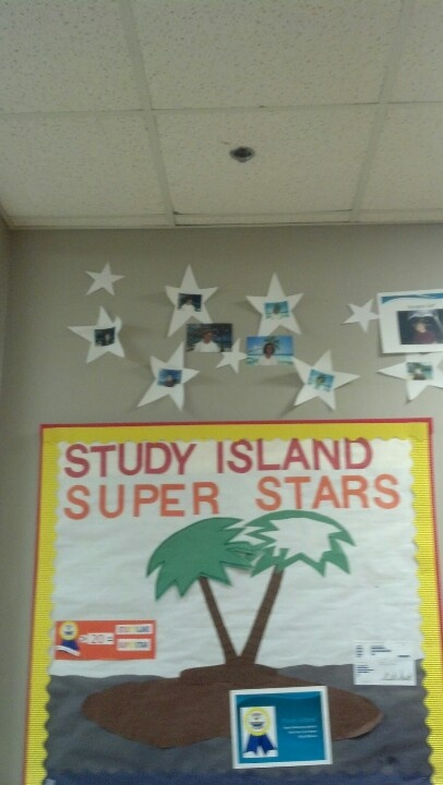 Recognizing greatness in Study Island