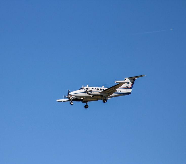 Beechcraft 200 King Air de l'Institut Géographique National