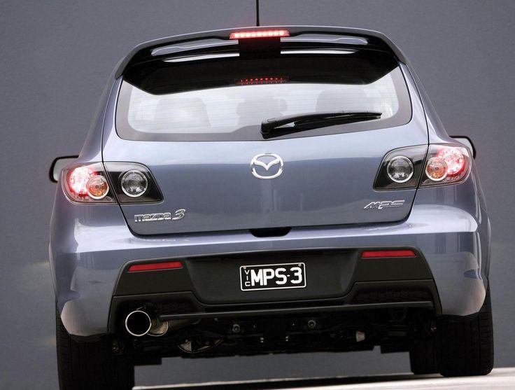 Mazda 3 MPS new - http://autotras.com