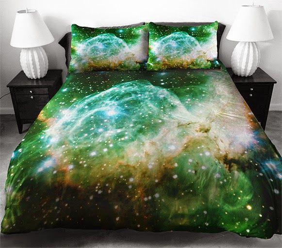 Roupa de cama das galáxias