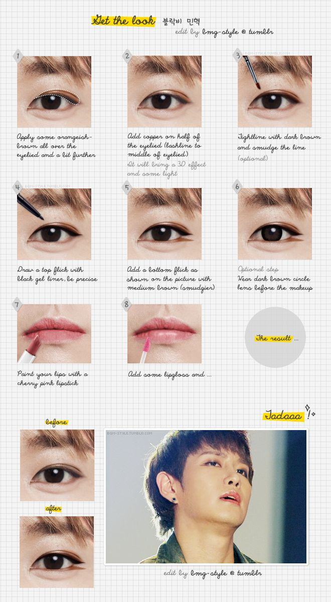 Find This Pin And More On Kpop Makeup