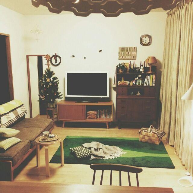 artek/クリスマス/ルイスポールセン/北欧/北欧インテリア/unico…などのインテリア実例 - 2014-12-03 14:48:39 | RoomClip(ルームクリップ)