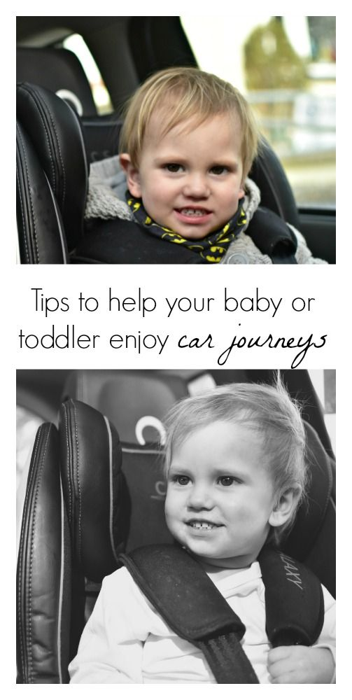 How I stopped my baby from crying whenever we went out in the car with these few little tips.