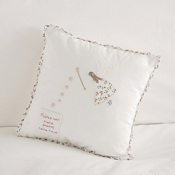 Tooth Fairy Cushion #dental #care #smile