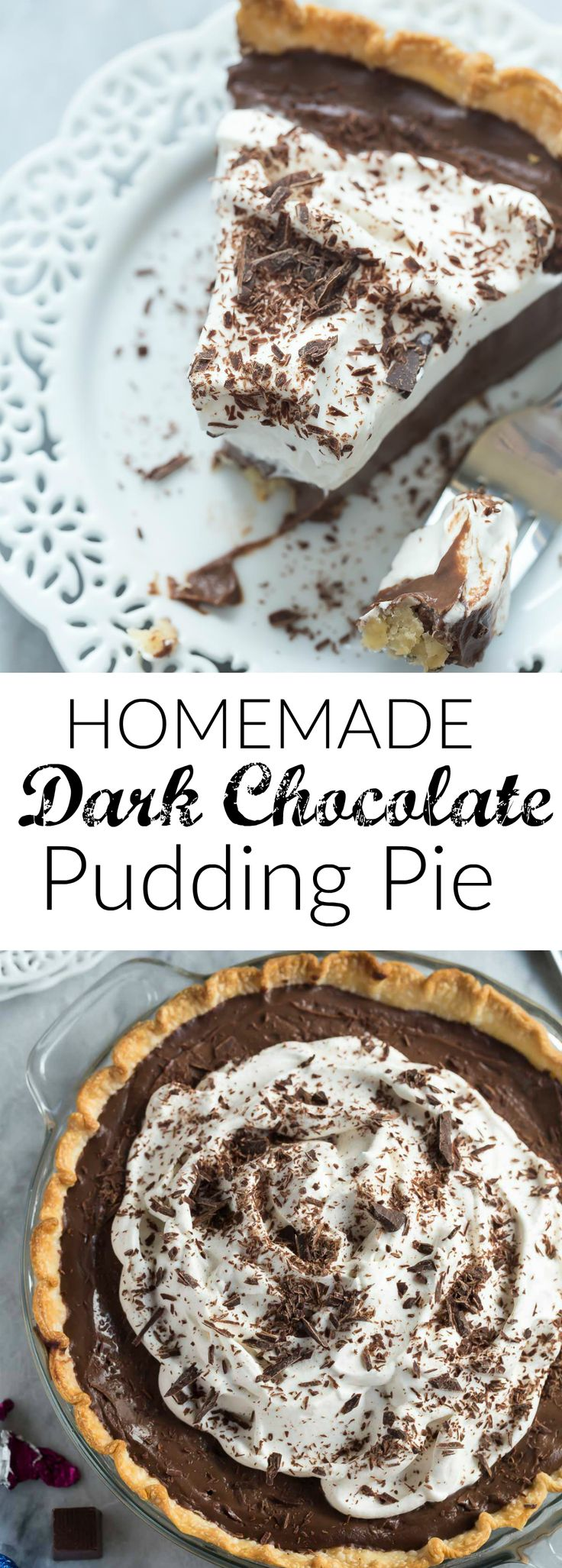 Best 25+ Chocolate pudding pies ideas only on Pinterest   Mini ...