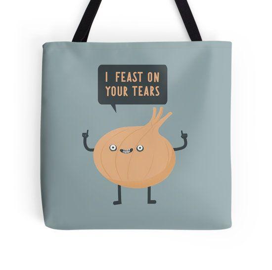I feast on your tears!
