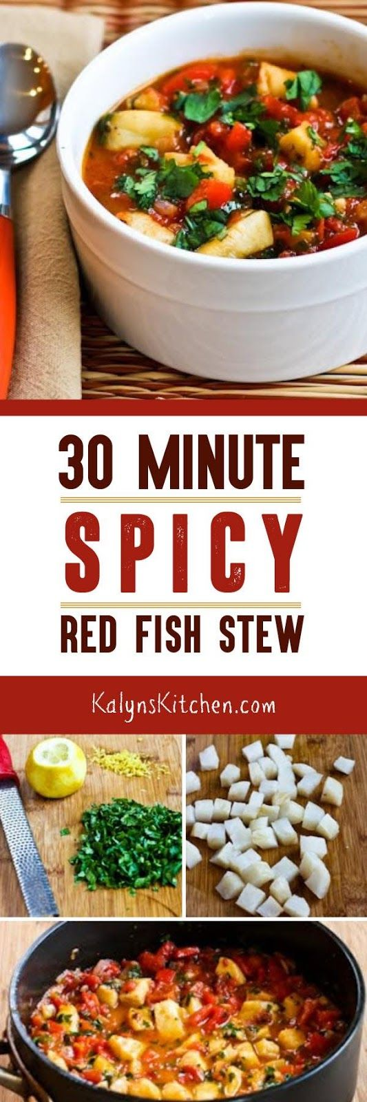 ... spicy slaw spicy red fish stew recipes dishmaps spicy red fish stew