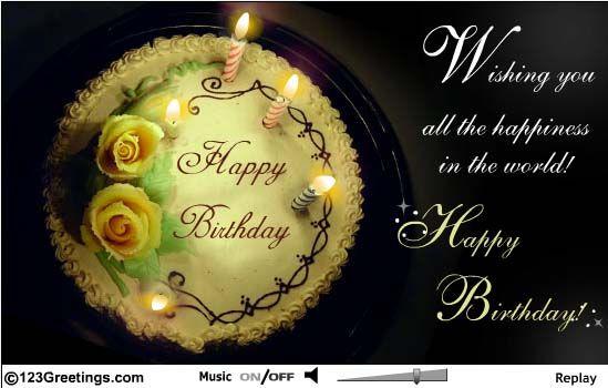 Wish U Many More Happy Returns Of The Day I Wish That Ur Many More Happy Birthday Wishes