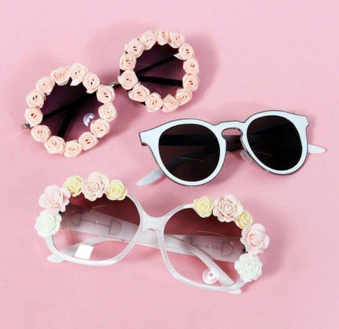 The Look: sunglasses