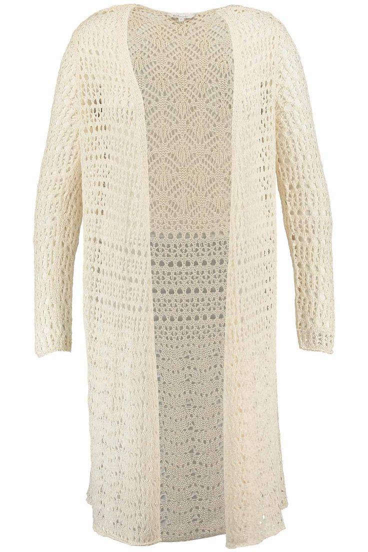 Long cardigan | Knit | Fashion | Plussize fashion | Lang gebreid vest