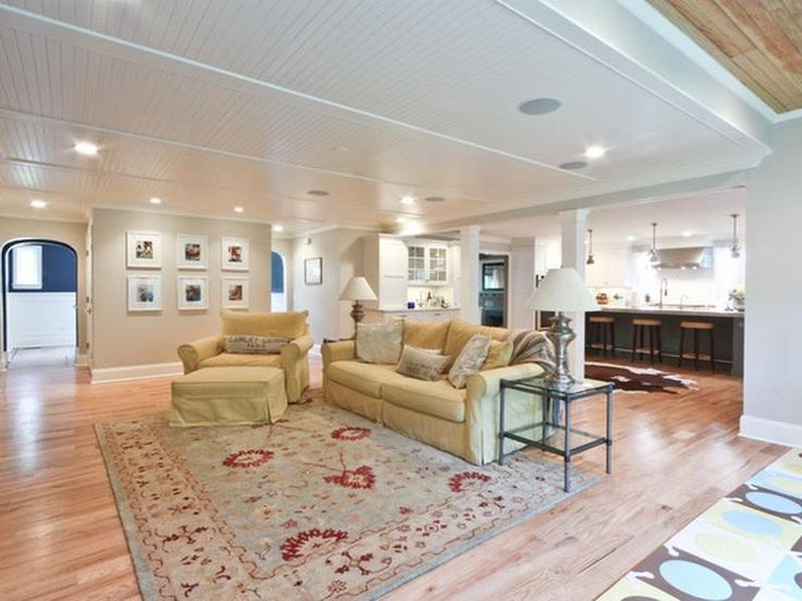 Basement Ceiling Options Photos The Most Affordable